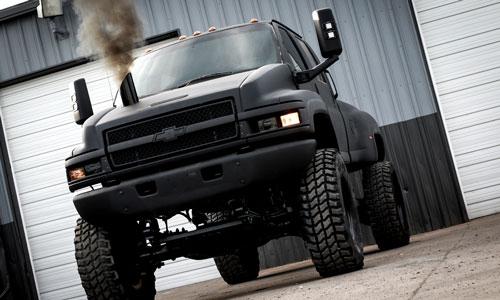 Built Diesel 6: The Kodiak Monster