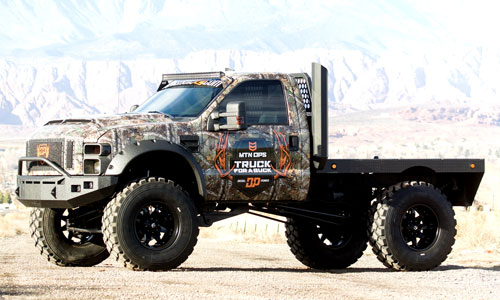 Truck for a Buck 1: The Ultimate Hunting Rig