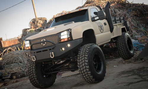 Truck for a Buck 2: The #USDuramax