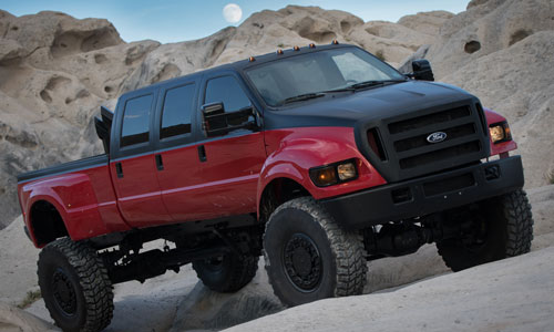 Truck for a Buck 3: The F650 Super Truck