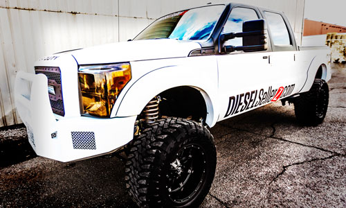 Built Diesel 2: The Fantastic Ford