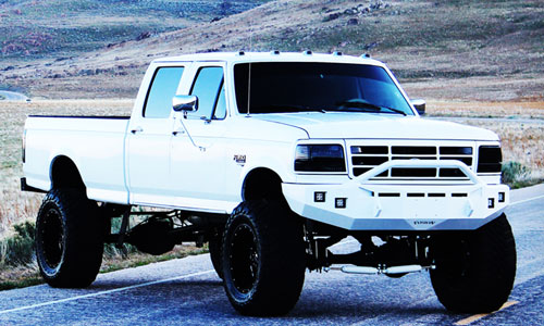 Built Diesel 3: Ford OBS